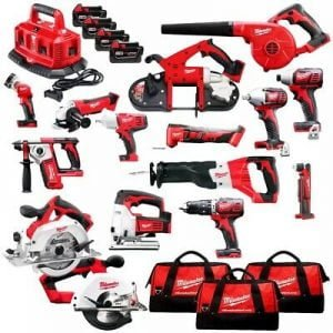 Power Tools - Cordless